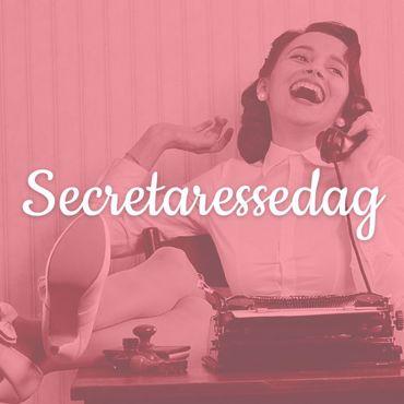 Afbeelding voor categorie Secretaresse dag