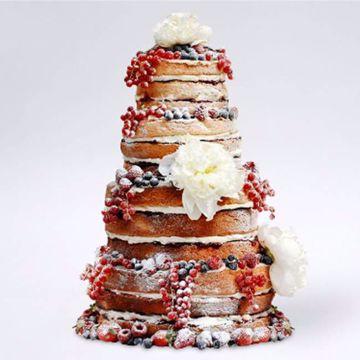 Afbeeldingen van Nature cake taart