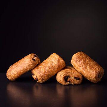 Afbeeldingen van Chocolade croissant