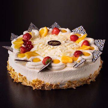 Afbeeldingen van Advocaat bavaroise taart
