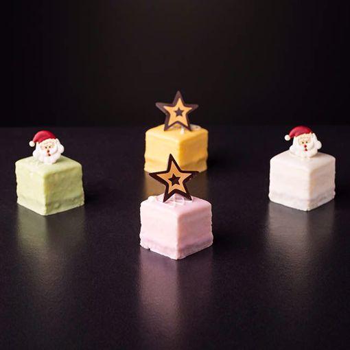 Afbeelding van Kerst petit four