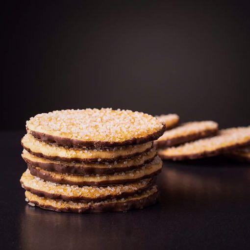Afbeelding van Pakje chocolade knapkoeken