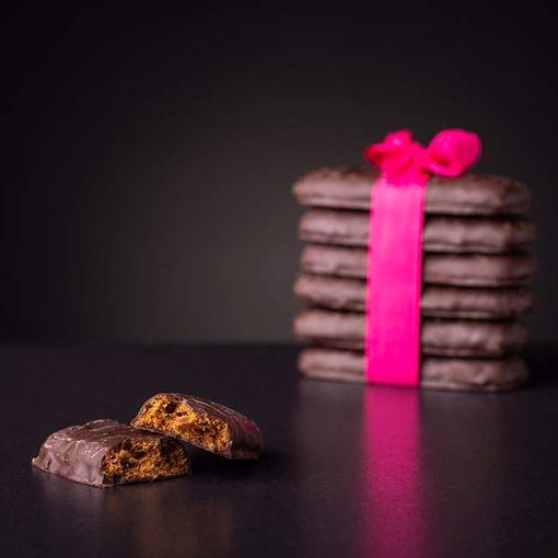 Afbeelding van Pakje chocolade printen