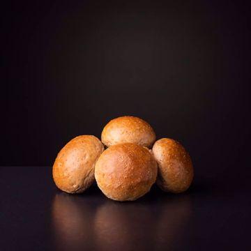 Afbeeldingen van 10 minibollen tarwe