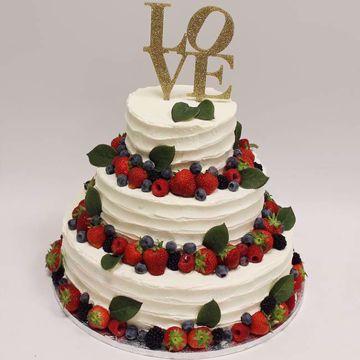Afbeeldingen van Love nature taart