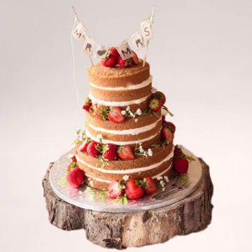 Afbeeldingen van Nature taart