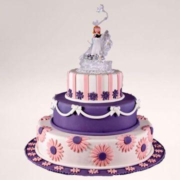 Afbeeldingen van Chique taart