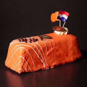 Afbeeldingen van Oranje cake