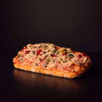 Afbeeldingen van Vegetarische pizza