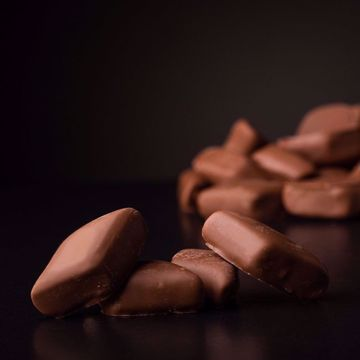 Afbeeldingen van Chocolade spek (melk)