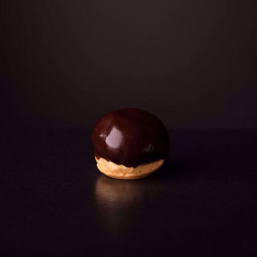 Afbeelding van Chocolade slagroom soesjes