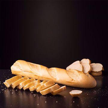 Afbeeldingen van Half afgebakken stokbrood