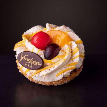 Afbeeldingen van Mont blanc gebak