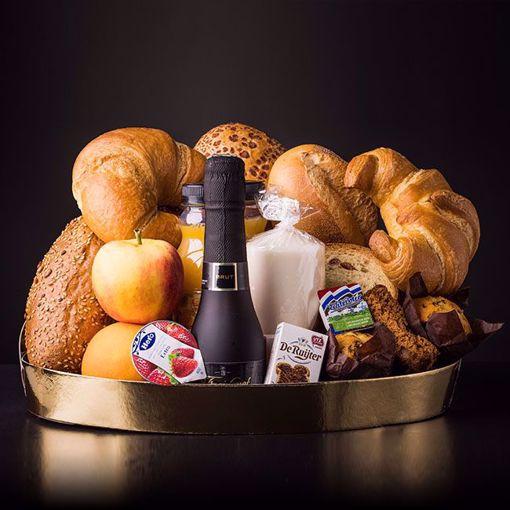 Afbeelding van Champagne ontbijt pakket (thuisbezorgd)