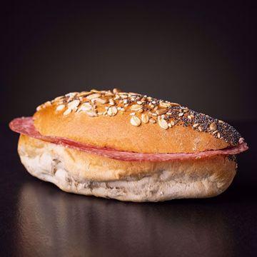Afbeeldingen van Belegd broodje cervelaat