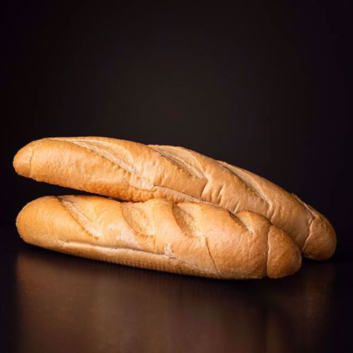 Afbeelding van Half afgebakken stokbrood middel (2st)