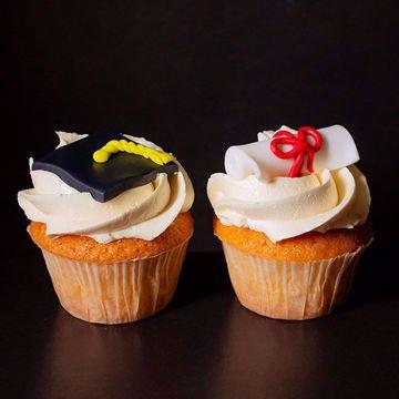 Afbeeldingen van Diploma & Baret muffin