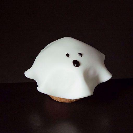 Afbeelding van Halloween muffin (Spook)