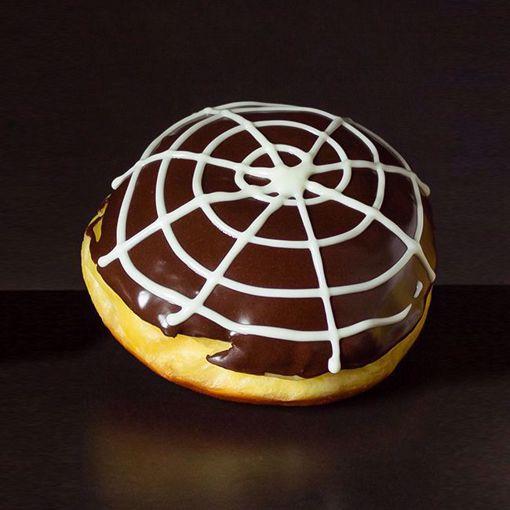 Afbeelding van Halloween berliner (Spin)
