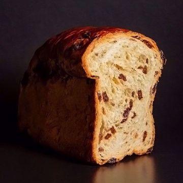 Afbeeldingen van 1/2 rozijnenbrood