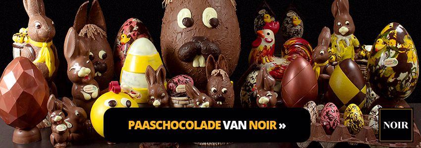 Pasen Chocolaterie Noir