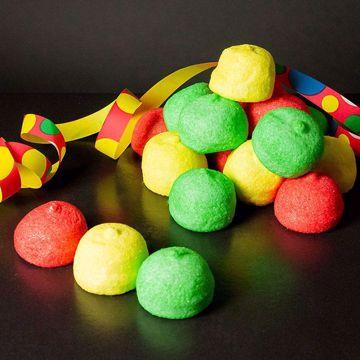 Afbeeldingen van Carnavals Gekleurde spekken