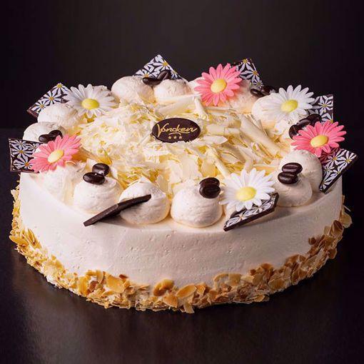 Afbeelding van Paas vanille creme taart