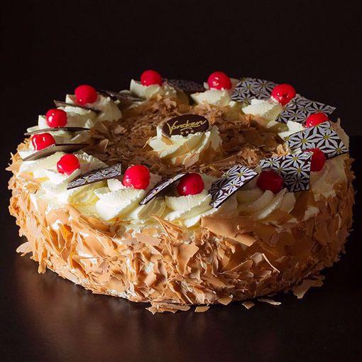 Afbeelding van Paas schwarzwalderkirsch taart