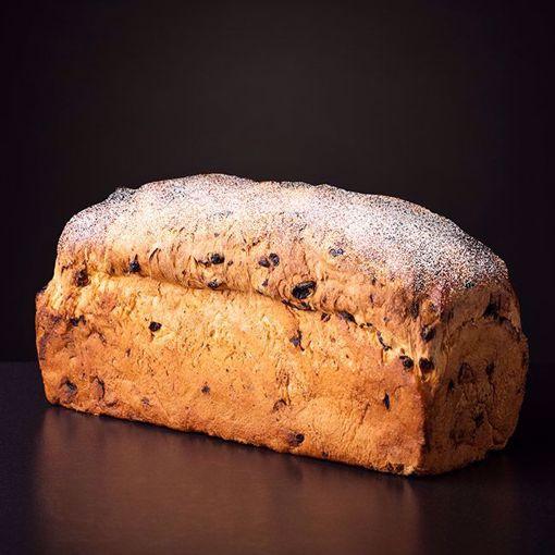 Afbeelding van Paasbrood met vruchten zonder spijs