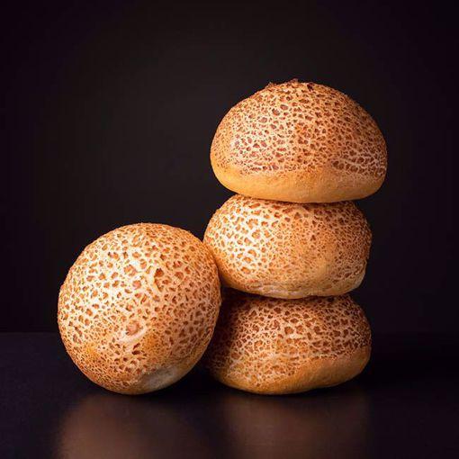 Afbeelding van 4 Oranje Tijgerbollen