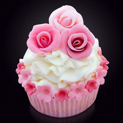 Afbeelding van Muffin roosjes cupcake
