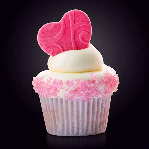 Afbeelding van Muffin hartjes