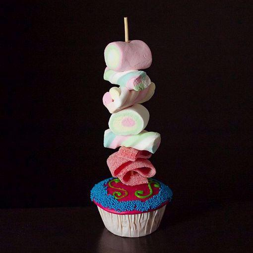 Afbeelding van Muffin spekjes