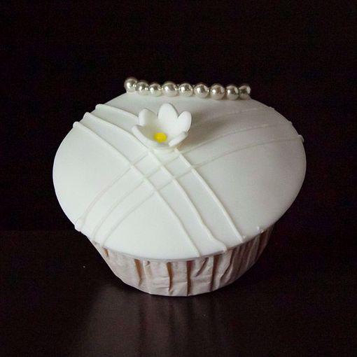 Afbeelding van Muffin bruid