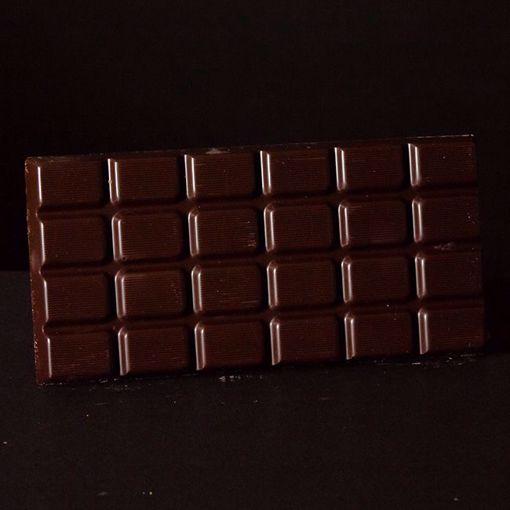 Afbeelding van Grote Chocoladereep Puur