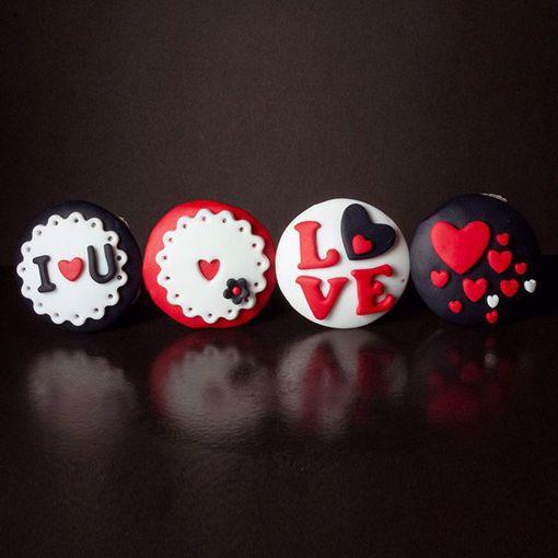 Afbeelding van Valentijn muffin