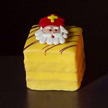 Afbeeldingen van Sinterklaas Petit Four (per stuk)