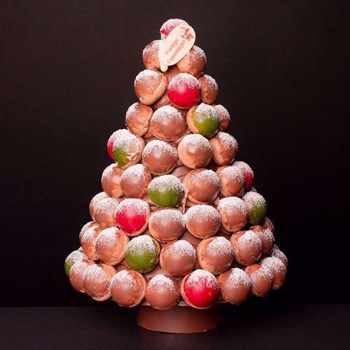 Afbeelding van Chocolade Knabbelboompje