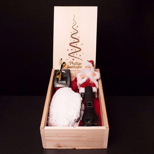 Afbeelding van Kerst Feestpakket Champagne
