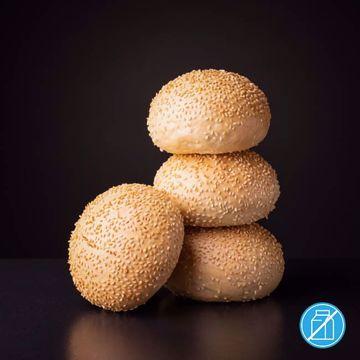 Afbeeldingen van Sesambroodje hard