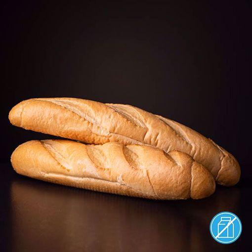 Afbeelding van Stokbrood klein wit