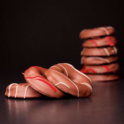 Afbeelding van Chocolade Luxe Kransjes