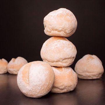 Afbeeldingen van 10 Halfafgebakken Dinerbroodjes