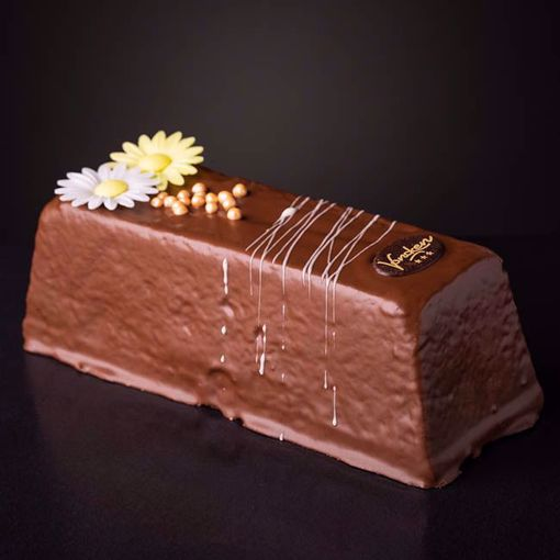 Afbeelding van Chocolade cake