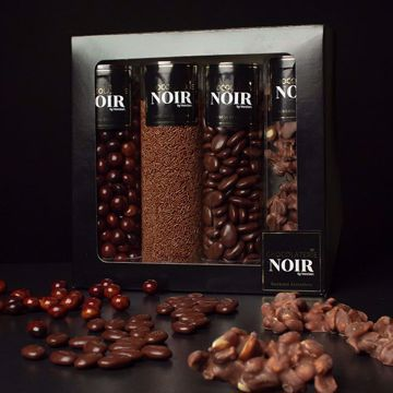 Afbeeldingen van Chocolade Noir Pakket Quatre