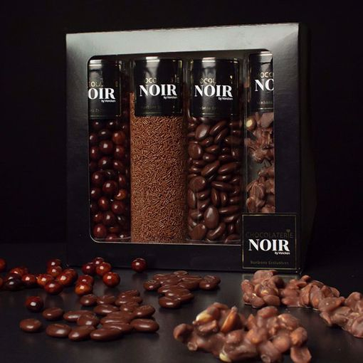 Afbeelding van Chocolade Noir Pakket Quatre