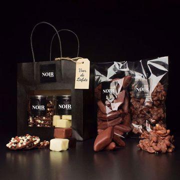 Afbeeldingen van Chocolade Noir Pakket Cinq