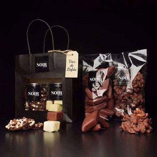 Afbeelding van Chocolade Noir Pakket Cinq