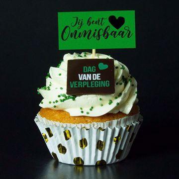 Afbeeldingen van Dag van de Verpleging Muffin