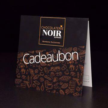 Afbeeldingen van Cadeaubon Noir